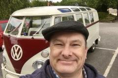 Justie-and-VW-Samba